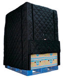 150PC Insulated Pallet Cover, Maintain product temperatures with a change of less than � 1� per hour!