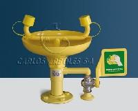 CA-2212 Emergency eyewash, table mounting, abs bowl