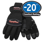 Gloves: RW-0283 Insulated High Dexterity waterproof warmth with amazing nimbleness. For temperatures to -20F/-28C