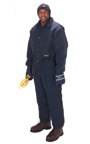 ChillBreaker (For temperatures to +10F/-12C): RW-0440 ChillBreaker Coverall, a great value for full body coverage. For temperatures to 10F/-12C