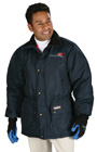 0442 ChillBreaker Parka, professional parka has a longer length. For temperatures to 10F/-12C