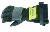 Supermars Specially trimmed leather gloves<br><b>certified to EN</b>