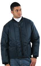 Econo-Tuff (For temperatures to +15F/-9C): RW-0925 Jacket with insulated hand warmer pockets,  For temperatures to 15F/-9C
