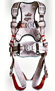 AB2006 Silverback confort harness