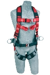 "AB260136 Industrial Harness with Comfort Padding & Belt<br><font style=""color:red"">Pro AB2006 harness</font>"