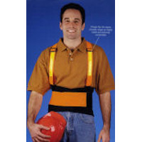 WL-001 Hi-visibility standard industrial Back support belt