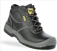 Safety Boot: SJ-Bestboy S3 SRC All Purpose safety shoe : S3 EN 20345