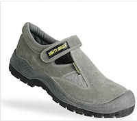 Sandal: SJ-Bestsun Safety shoes hot conditions: S1P EN 20345