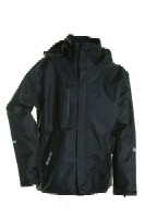 FOX7057 Breathable jacket with detachable hood