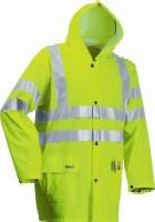 FR-LR255 Microflex FR Hi-Viz rain jacket
