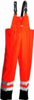 FR-LR3059 Microflex FR Hi-Viz bib trousers.