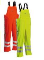FR-LR59 RWS Microflex FR Hi-Viz bib trousers