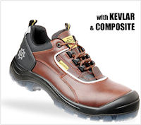 Composite: SJ-Galaxy All Purpose safety shoe : S3 EN 20345<br><b>Metal free</b>