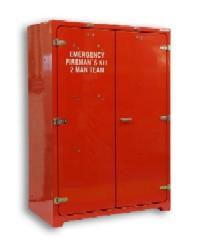 JO-JB17.750FE Fireman Equipment Storage for 4x sets