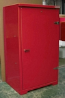 Firefighting Clothing and Equipment Cabinets : JO-JB18FE