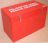 JO-JB22Helicrash Fireman Equipment Storage for Helicopter crash rescue