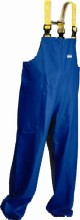 LR1455 Bib trousers. High frequency welded seams.