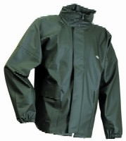 LR1841 Jacket. High frequency welded seams.