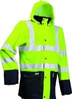 LR4379 Hi-Viz Winter Rain Jacket 3 in 1