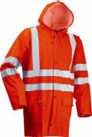 LR55 Microflex Hi-Viz Rain Jacket