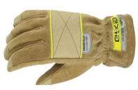Supermars S Perfect leather protective glove - Gauntlet  cuff <br><b>certified to NFPA</b>