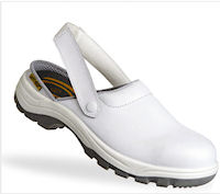 Clogs: SJ-X0700 Hospital safety shoes : SB SRC