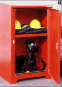 Firefighting Clothing and Equipment Cabinets : JO-JB08FE